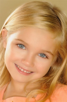 Addie Wernsing as Young Tilda